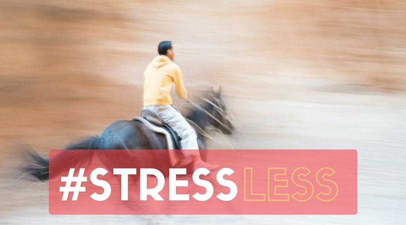 stress-less: haast
