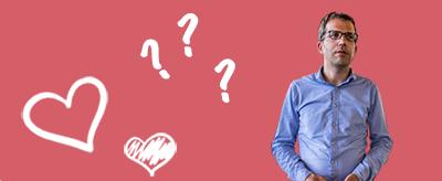 Tim en de liefde | wat heeft een dominee te zeggen