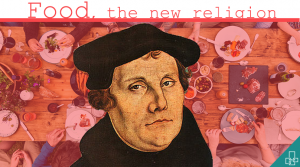 Luther: Europa's grootste foodie