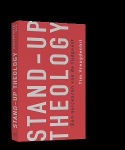 Stand-up-theology het boek